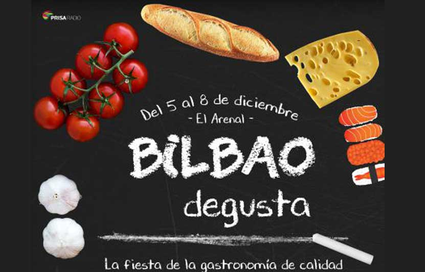 Feria Gastronómica Bilbao Degusta 2015