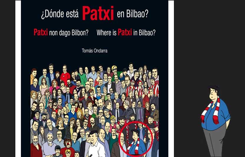 """El """"¿Dónde está Wally?"""" de Bilbao"""