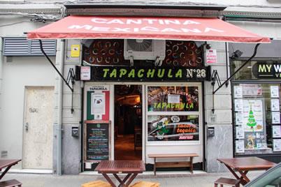Restaurante mexicano en Bilbao
