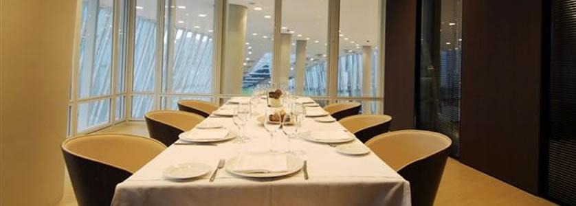 Restaurante Torre Iberdrola en Bilbao