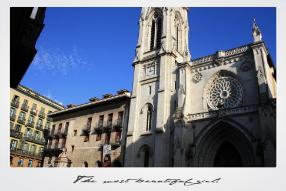 Catedral del Casco Viejo de Bilbao