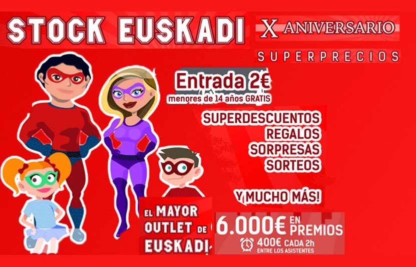 Feria del stock de Euskadi 2016