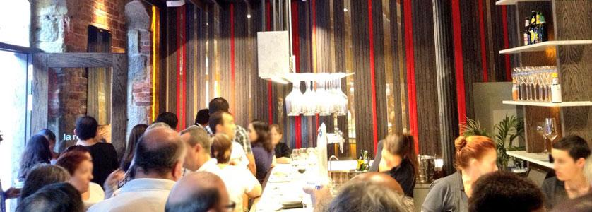 Bar Restaurante La Roca