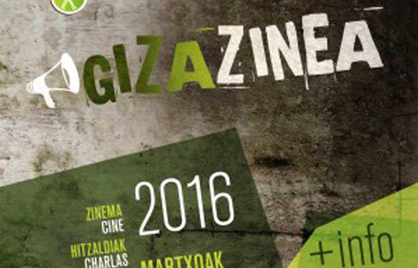 Gizazinea 2016 Bilbao