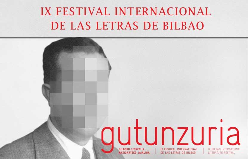 Festival Internacional de las letras de Bilbao
