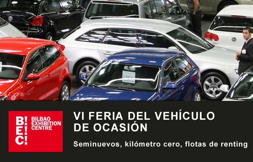 Feria del coche de ocasión 2016 en Bilbao