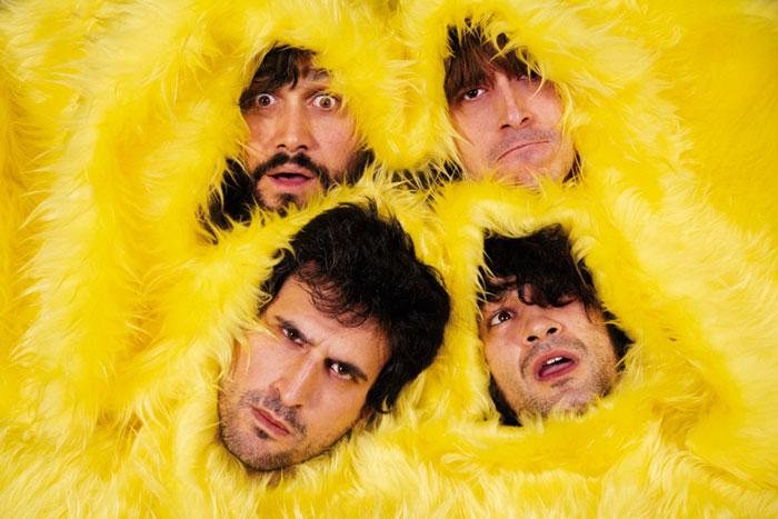 BBK Live 2016 y Yellow Big Machine