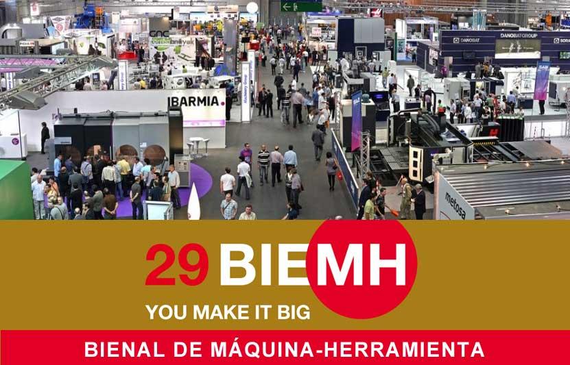 Bienal de máquina herramienta en Bilbao 2016
