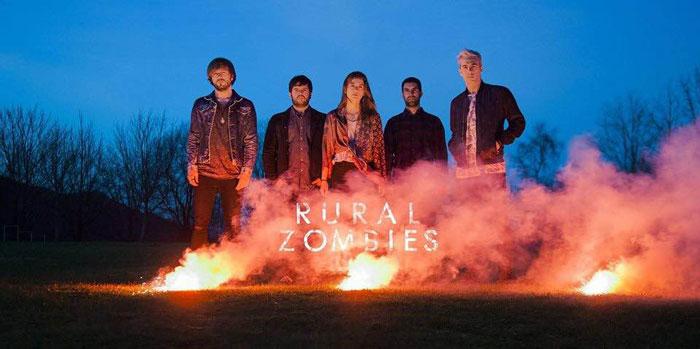 Rural Zombies, grupo del BBK Live de Bilbao