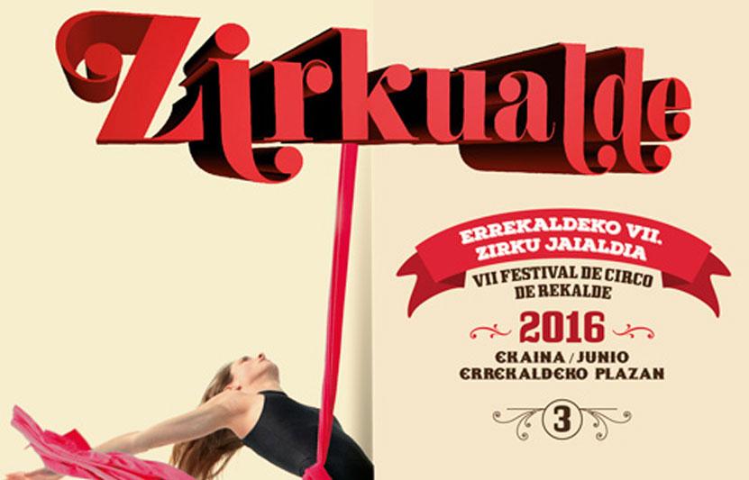 Zirkualde 2016, el festival de circo de Bilbao