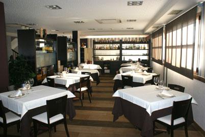 Comerdor del Asador Restaurante Txakoli Berriz