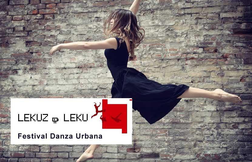 Lekuz Leku 2016, Festival de Danza Urbana
