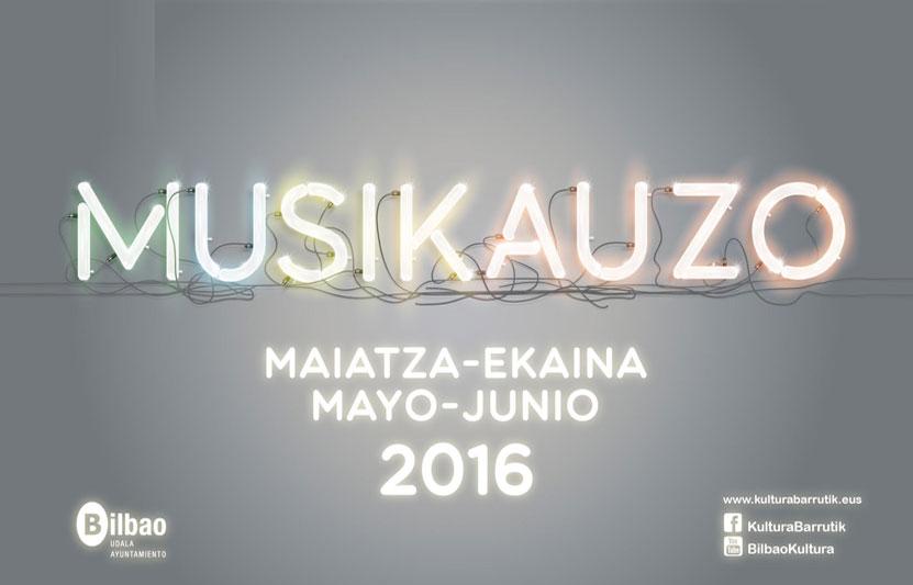 MusikAuzo Bilbao 2016