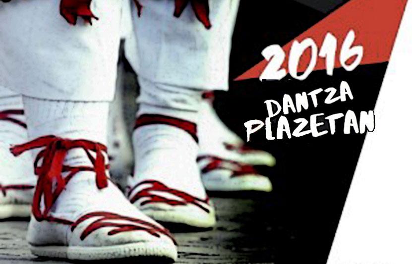 Dantza Plazetan 2016