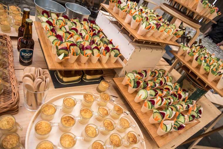 Catering para empresas en Bilbao. Grupo Iruña