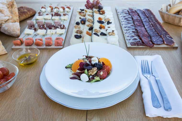 Catering en el País Vasco. Grupo Iruña