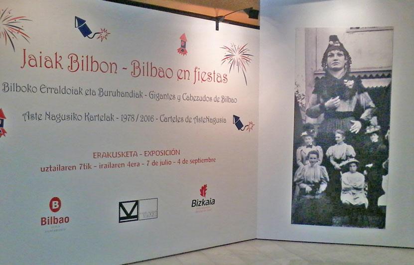 Museo Vasco de Bilbao - Exposición Aste Nagusia