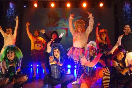 Chichinabo cabaret en Pabellon 6
