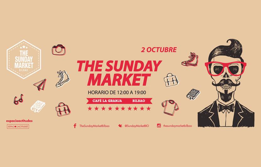 The Sunday Market en el Café La Granja de Bilbao 2016