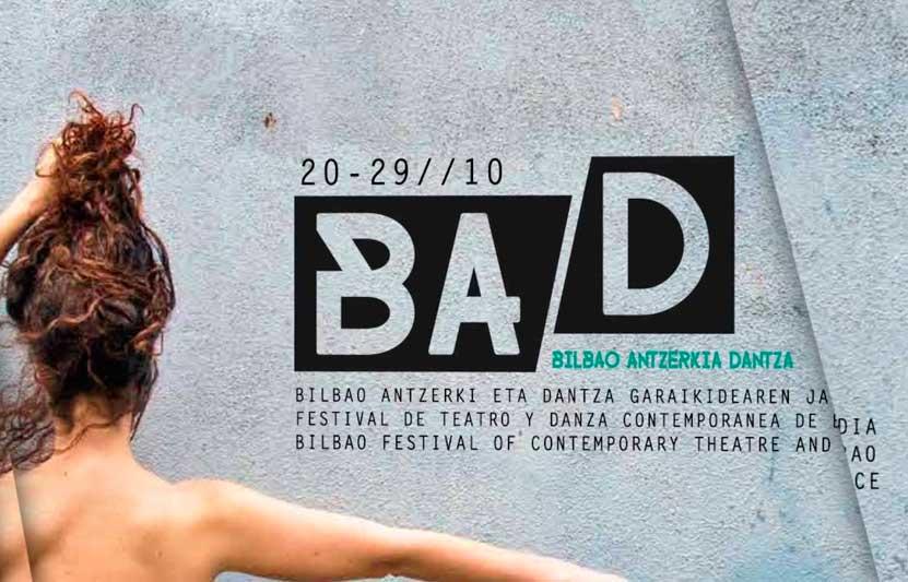 BAD, Festival de danza y teatro en Bilbao