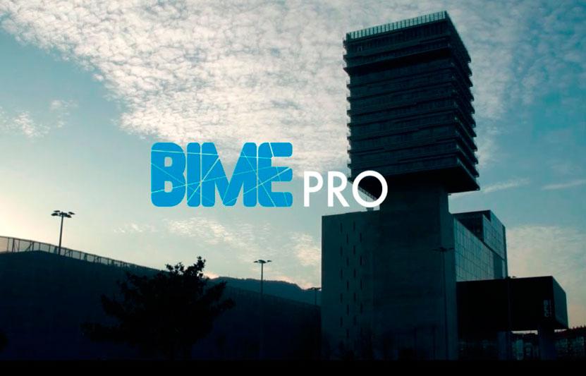 Bime Pro, evento musical para profesionales