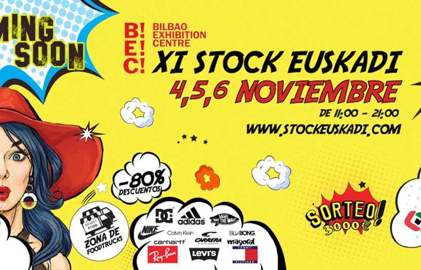 Feria del Stock Euskadi 2016