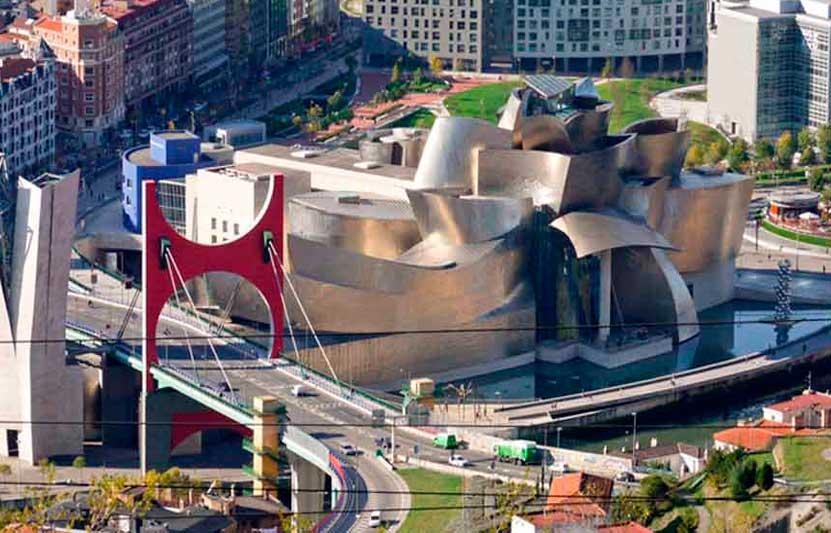Aniversario del Museo Guggenheim