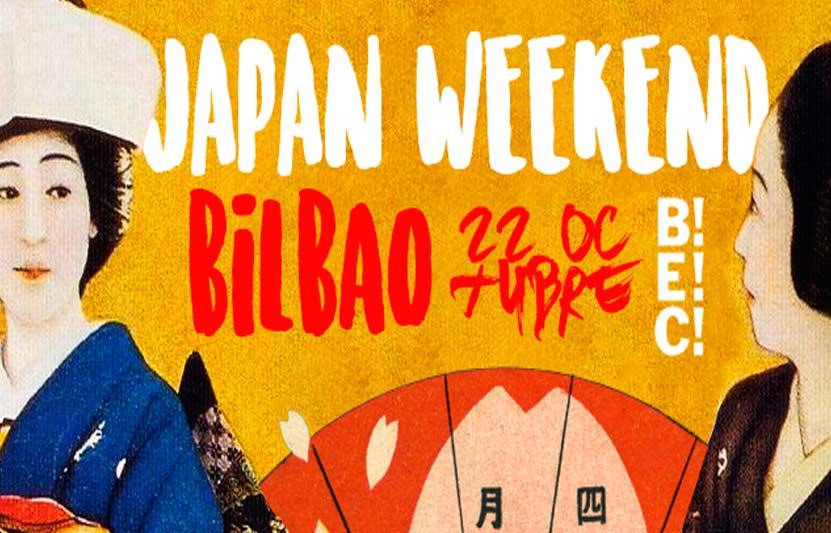 Japan Weekend en Bilbao