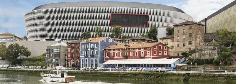 Restaurante Astillero Euskalduna de Bilbao