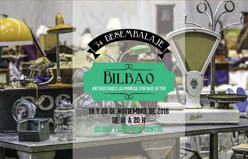Feria de desembalaje Bilbao - Noviembre 2016