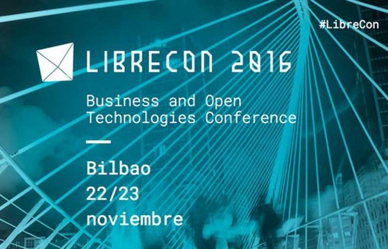 Feria del software libre en Bilbao