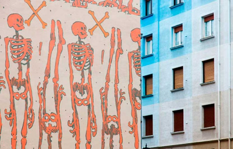 Muralismo en Bilbao