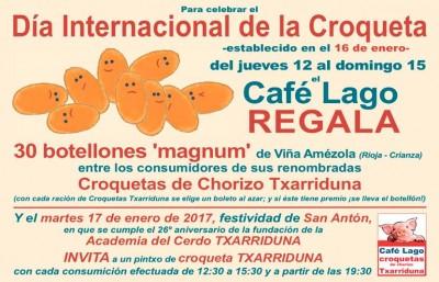 Croqueta Bilbao Txarriduna