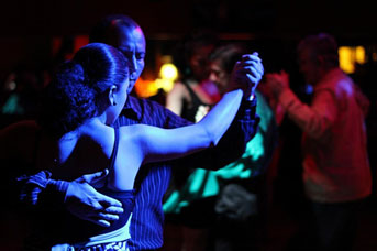 Bailes de salón en Bilbao