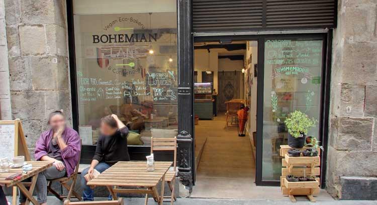 Bohemian Lane, repostería vegana en Bilbao