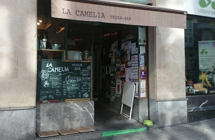Bar vegano en Bilbao