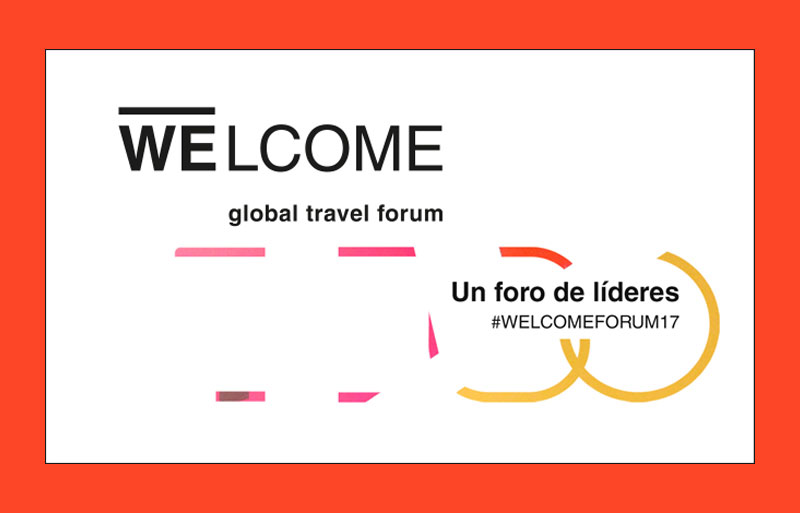 Welcome 2017, foro de profesionales del turismo