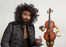 Ara Malikian en concierto en Bilbao
