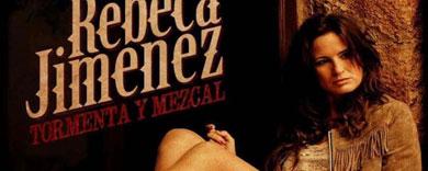 Rebeca Jiménez en concierto en Bilbao