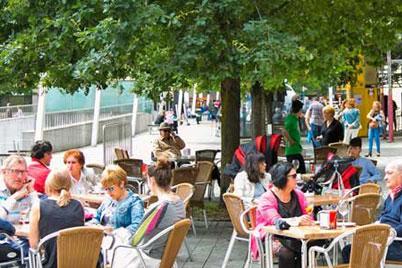 Thai Day Bar en Indautxu, Bilbao
