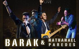 Concierto de Barak y Nathanael Paredes