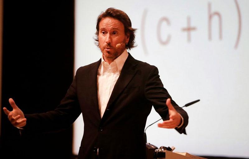 Conferencia de Victor Kuppers en Bilbao