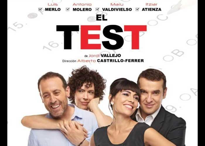 El test, obra de teatro en Bilbao