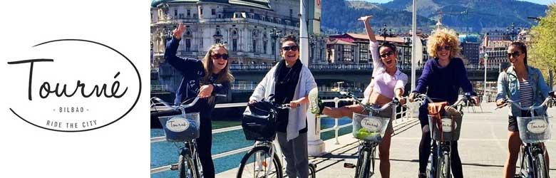 Rutas guidas en bicicleta por Bilbao