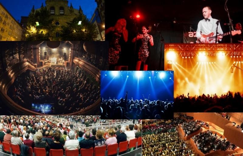Las 5 mejores salas de conciertos de Bilbao