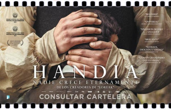 Handia, la película del gigante gigante vasco