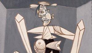 Pablo Picasso -del 19 de septiembre al 27 de febrero