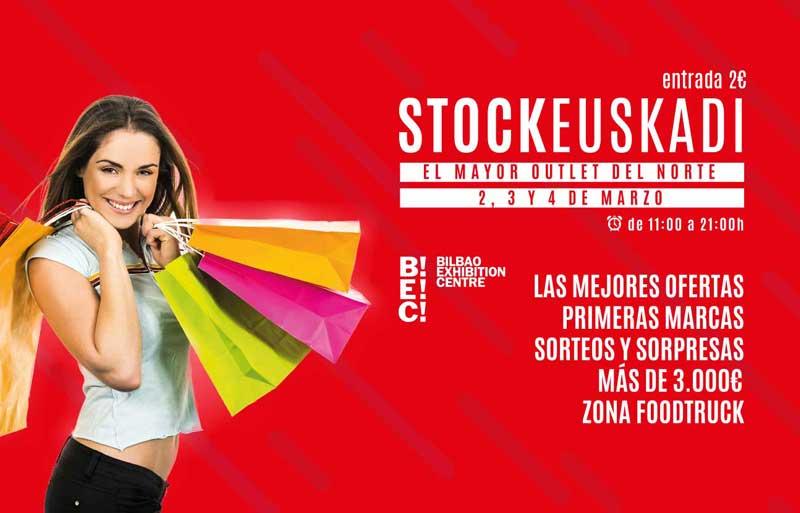 Feria del Stock Euskadi marzo 2018