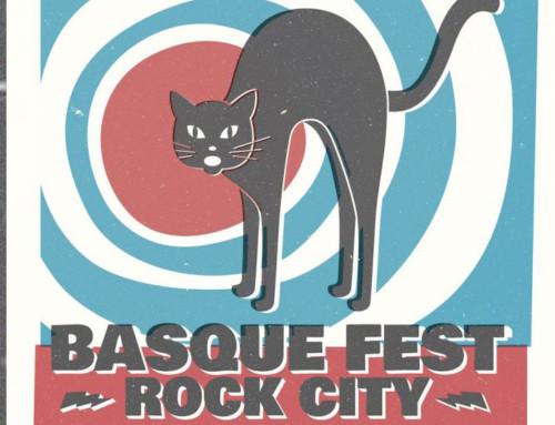 Basque Fest Rock City 2018– Del 28 al 31 de marzo.