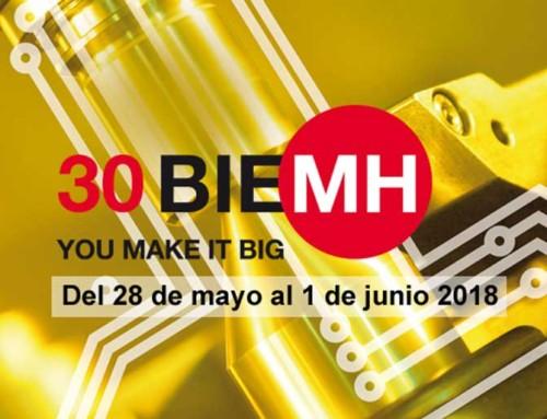 La Feria Bienal de Máquina Herramienta – Del 28 de mayo al 1 de junio